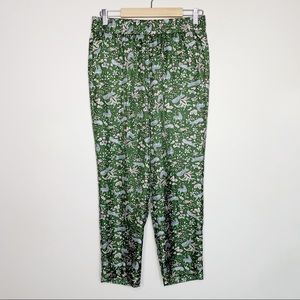 J. Crew Pants - NWOT J. Crew Collection Silk Pull On Pants 8